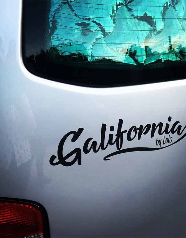 Galifornia by Lois